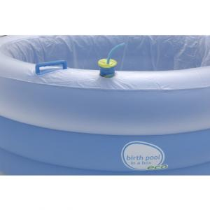 REGULAR Birth Pool in a Box Liner