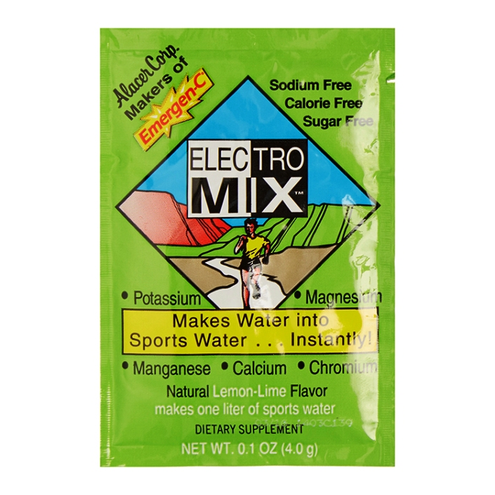 ElectroMIX Electrolyte drink mix
