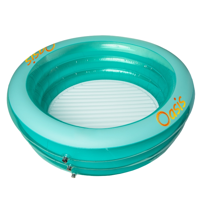 2 Oasis Round Water Birth Pools
