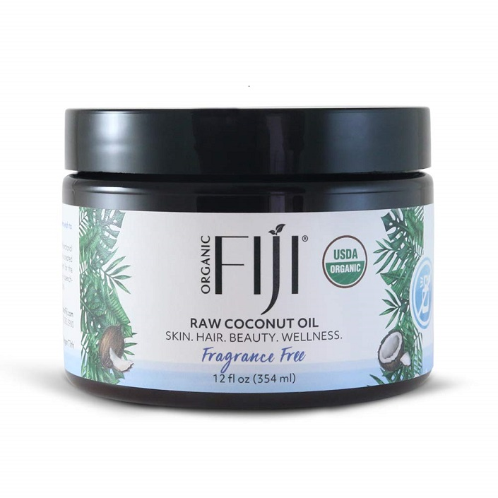 Organic Fiji Coconut Oil