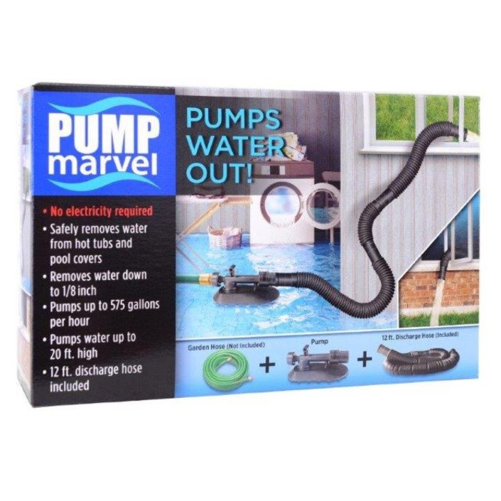 Pump Marvel Pool Pump