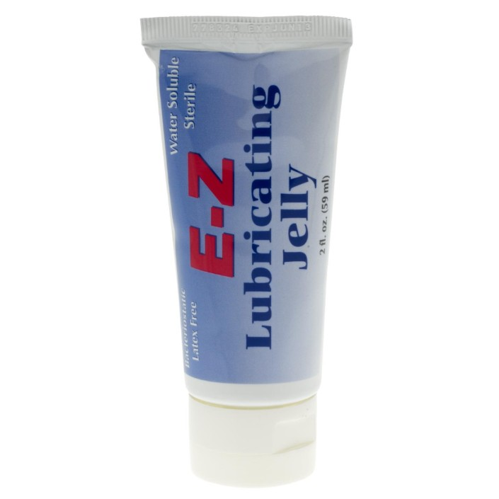 2 oz Lubricant Jelly