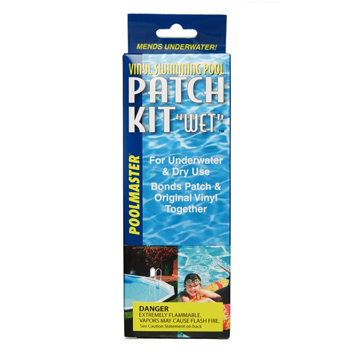 Deluxe Wet Pool Patch Kit