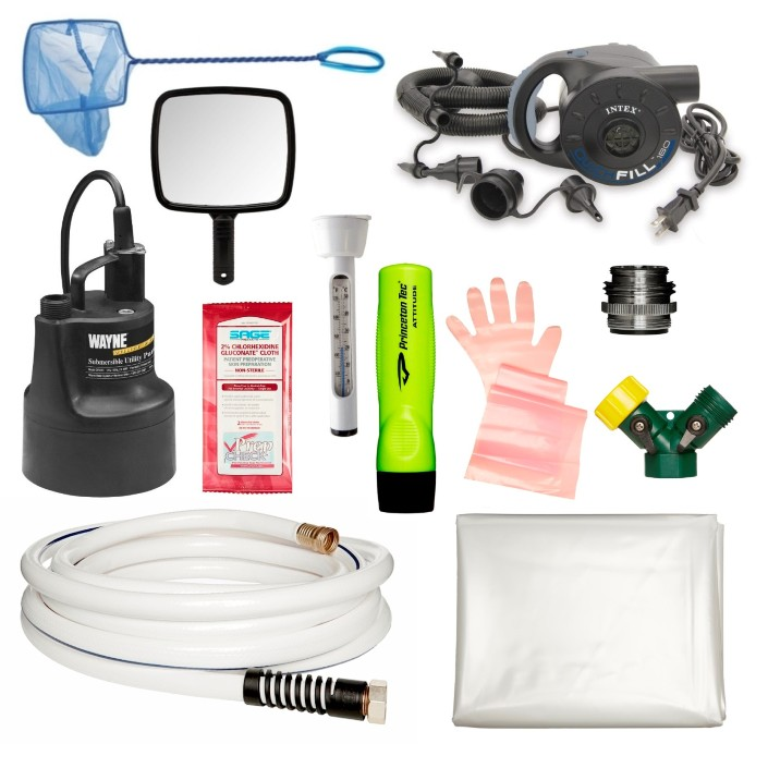 #NMPC 03 Ultimate Accessory Kit with gowns