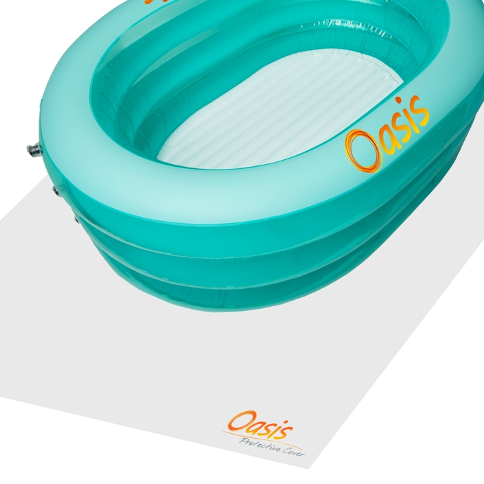 Oasis Round Complete Water Birth Kit