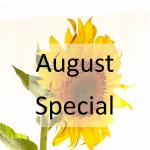 AUGUST SUPER SAVER SPECIAL!