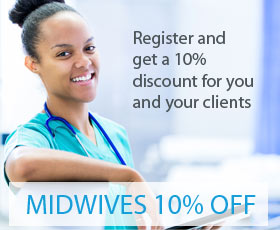Midwives 10 OFF